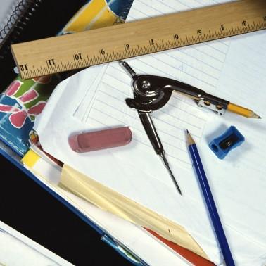 школьный базар, линейка, ручка