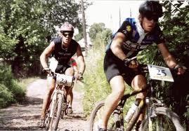 дуатлон, велосипед