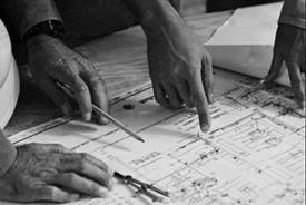 план, строительство, чертеж