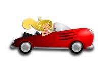 водитель женщина