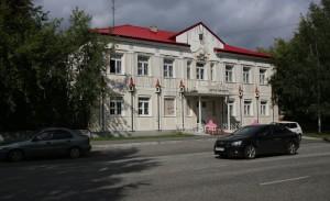 Детская библиотека им.Гайдара, Гайдаровка