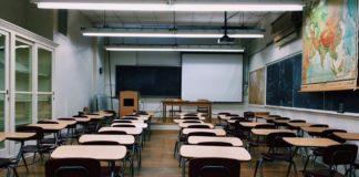 школа, класс, парты, образование