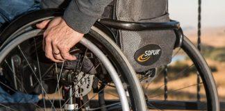 реабилитация, инвалидное кресло, коляска, инвалид