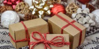 подарки, новый год, рождество