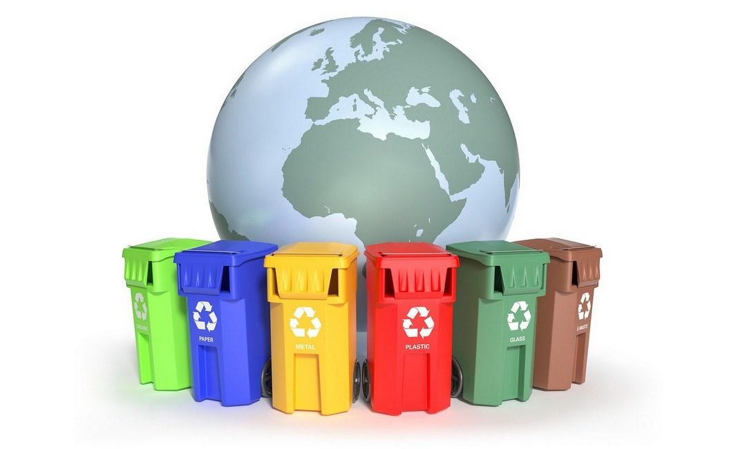 мусор, сортировка мусора