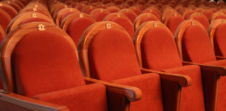 ДМШ, детская музыкальная школа, зрительный зал, кресла