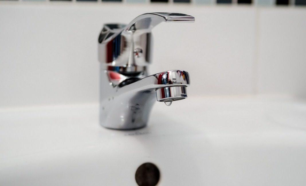 вода, кран, сантехника