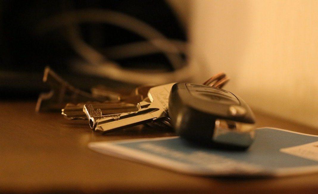 ключи, авто