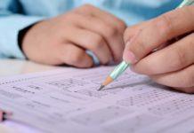 экзамен, тест, егэ