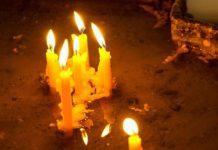свеча молитва православие