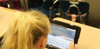 планшет, обучение, онлайн