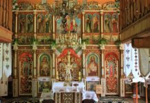иконостас, храм, РПЦ, православие