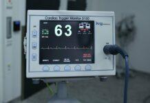 медицинское оборудование, монитор