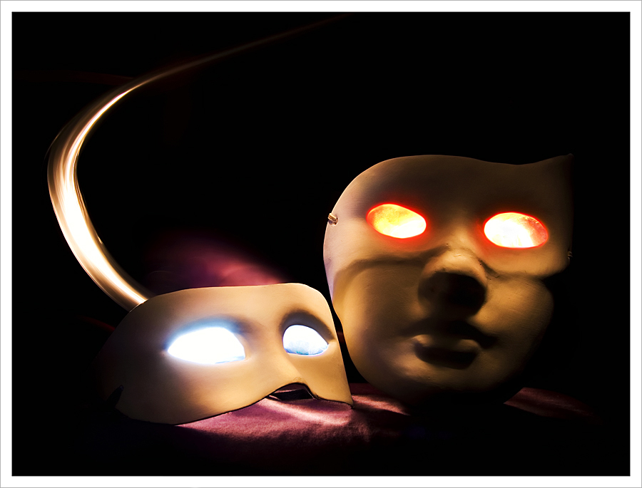 маска, театр