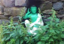 Будда, статуя, Качканар